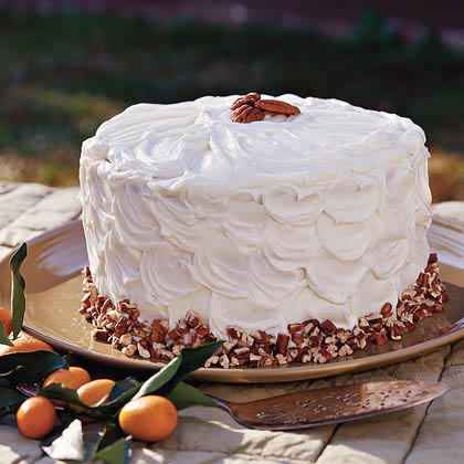 Honey's Carrot Cake