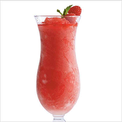 Frosty Raspberry-Lime Margarita