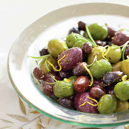 Honeyed Olives