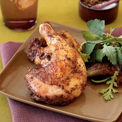 The Best Darned Grilled Chicken Ever