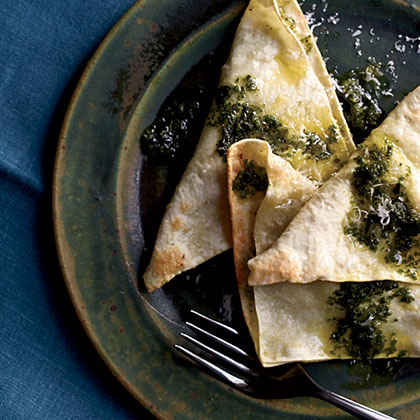 Baked Broccoli Ravioli