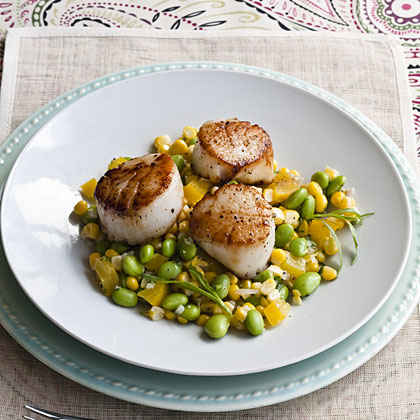 Easy Scallop Dishes in 15 Minutes | MyRecipes