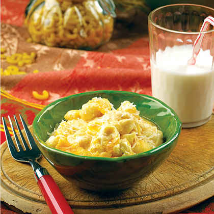 Extra-Cheesy Macaroni and Cheese