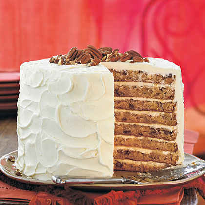 High Jump: Mile-High White Chocolate Hummingbird Cake