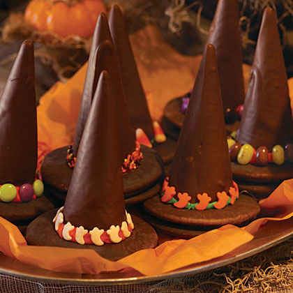 quick easy halloween treats ideas recipes myrecipes