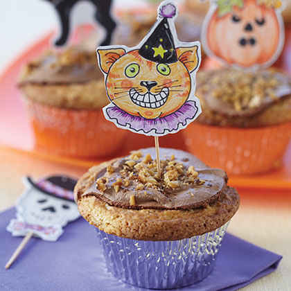 Bewitching Cupcakes