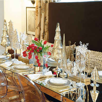 Christmas Table Settings | Myrecipes