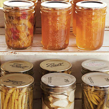 Label and Store Jars