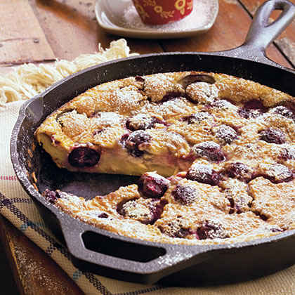 Cast Iron Skillet Cake Recipes