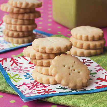 Simple Scottish Shortbread