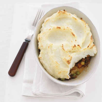Leftover Mashed Potatoes: Shepherd's Pie
