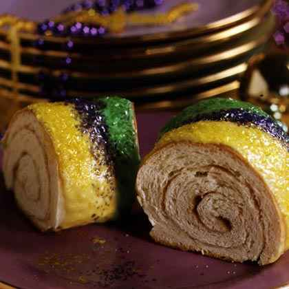 Make a Mardi Gras Menu
