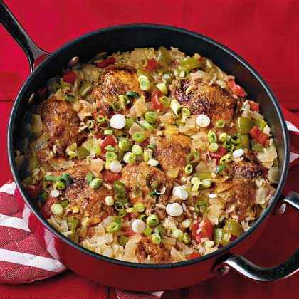 Spanish chicken and rice recipes easy