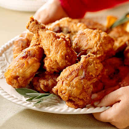 Home style fried chicken recipe