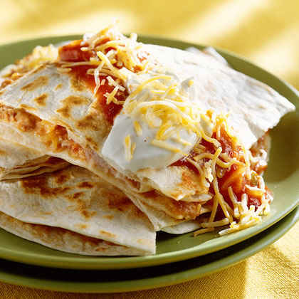 Easy Quesadillas