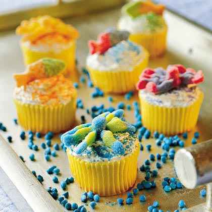 Create-a-Cupcake Party