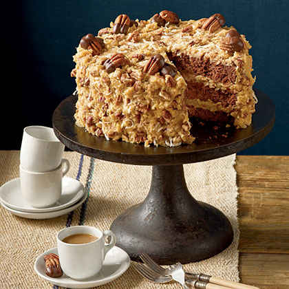 #8: Mama's German Chocolate Cake