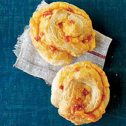 Pimiento Cheese Rolls