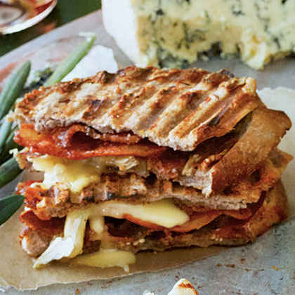 Press for Flavor: Grilled Sandwich Recipes | MyRecipes.com