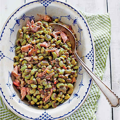 Fresh Field Peas Recipe — Dishmaps