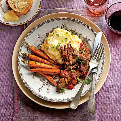 Zesty Pot Roast