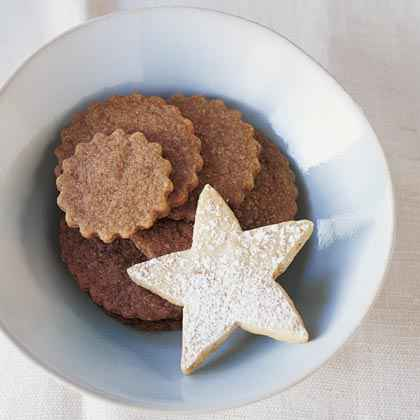 Dutch Spice Cookies