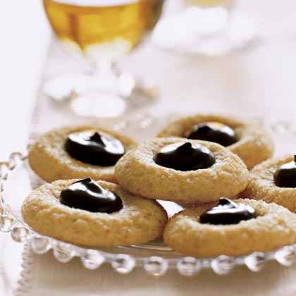 Turbinado: Chocolate Thumbprints