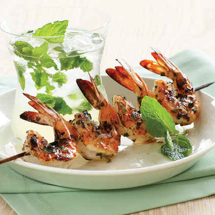 Shrimp: Mojito Shrimp