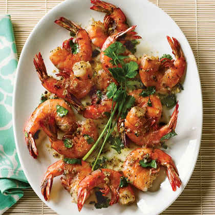 Salt-and-Pepper Shrimp