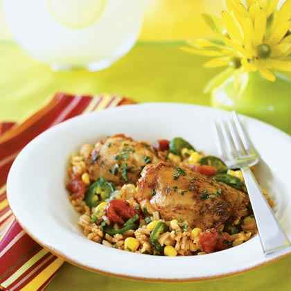 Chicken with Rice (Arroz con Pollo)