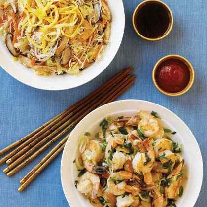 Ginger-Garlic Shrimp