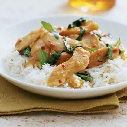 Stir-Fry Chicken Dishes | MyRecipes