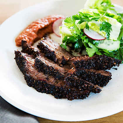 B-Side Brown Sugar Smoked Brisket