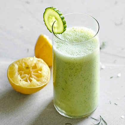Cucumber Smoothies
