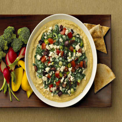Birds Eye® Creamed Spinach Hummus Dip