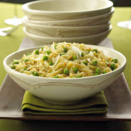 "Birds Eye® Orzo ""Risotto"" with Peas"