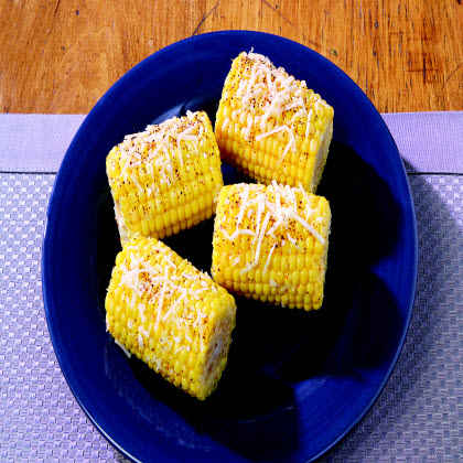 Birds Eye® Parmesan Chili Corn on the Cob