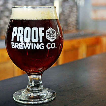 Proof Brewing Company