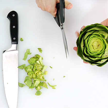 How-To Video: Fresh Artichokes