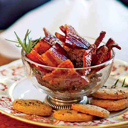Millionaire's Candied Bacon
