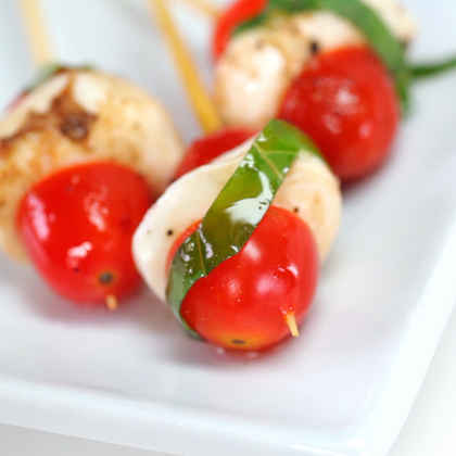 Easy recipes for finger foods