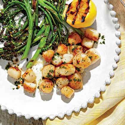 Easy Scallop Dishes in...