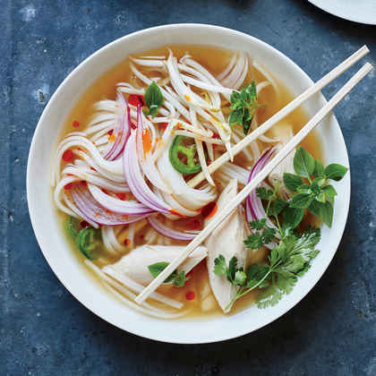 Roast Turkey Pho