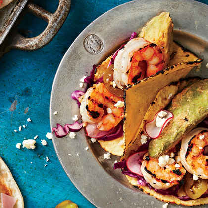 SoCal Shrimp Tacos