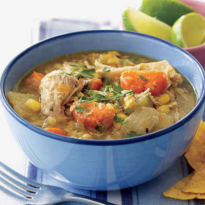 Spicy Chicken Stew