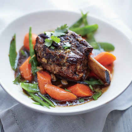Sweet and Tangy Short Ribs