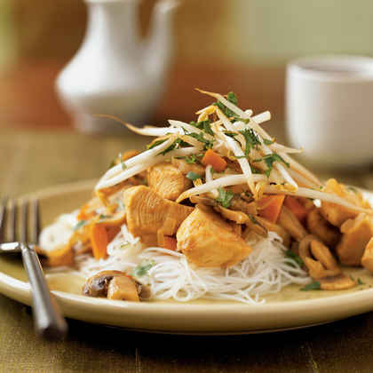 Thai Chicken Supper