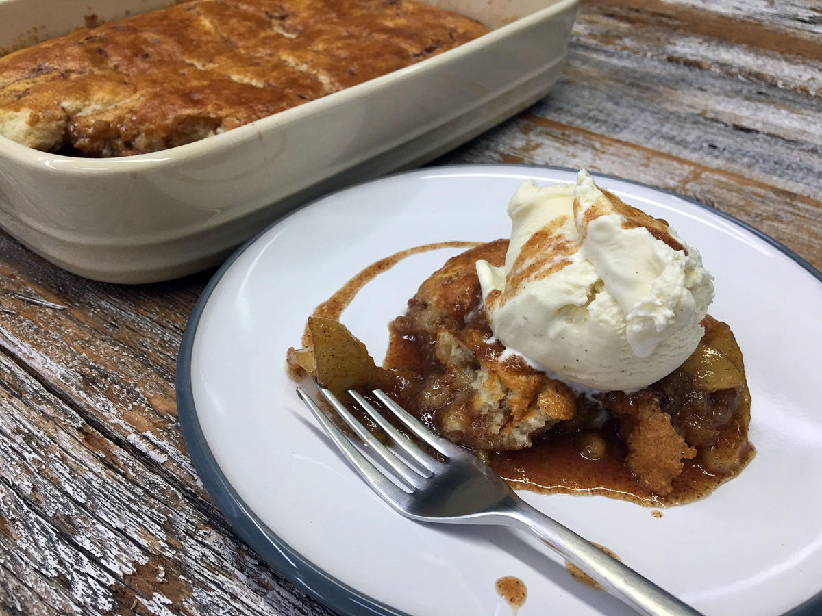 easy-apple-cobbler