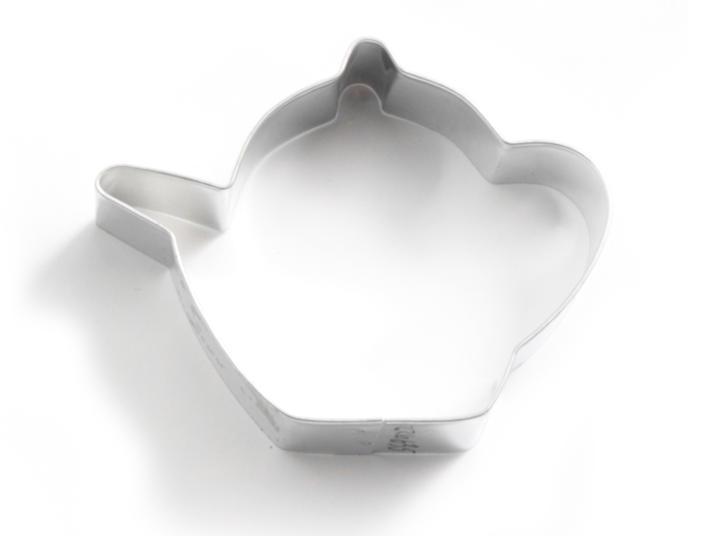 Teapot Cookie Cutter, 3.5