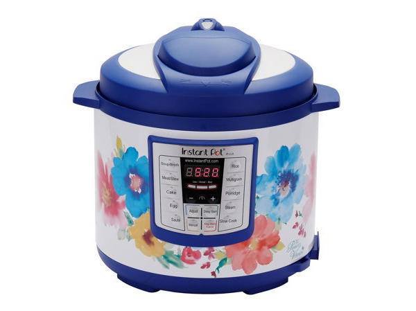 The Pioneer Woman Instant Pot Lux 6-In-1 Breezy Blossoms 6-Quart Programmable Multi-Cooker